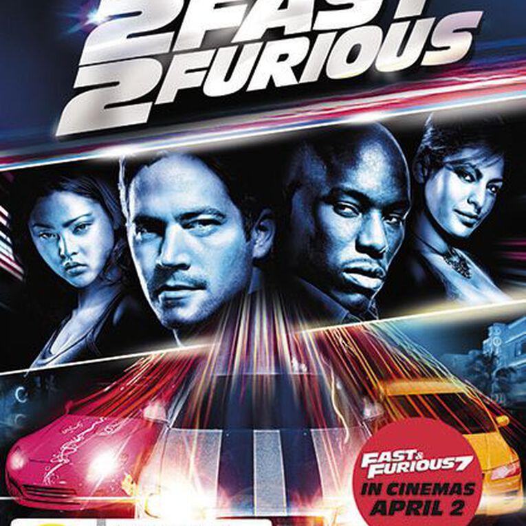 Fast & Furious 2 DVD 1Disc, , hi-res