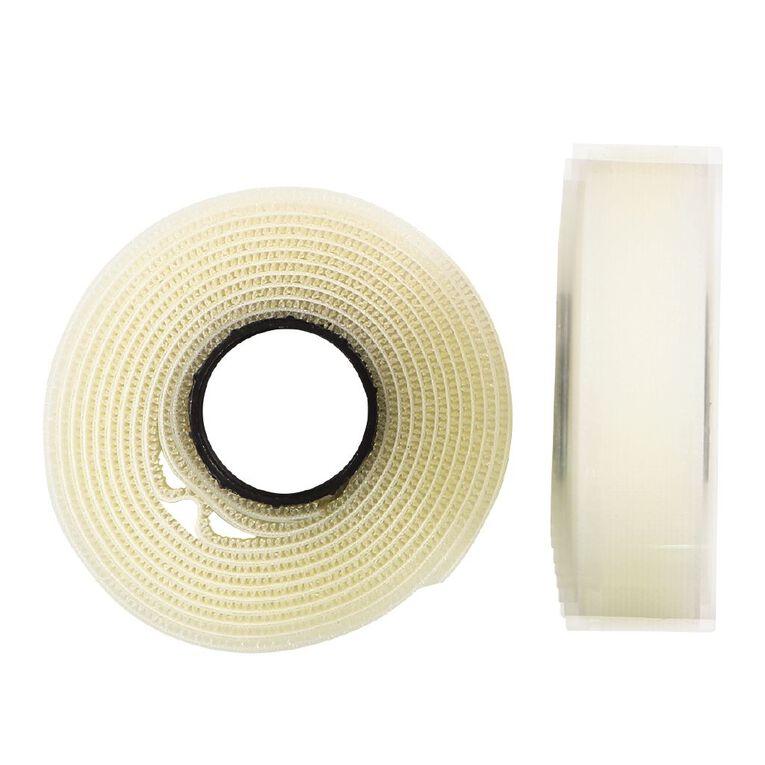 WS Hook & Loop Strip 20mm x 2m White, , hi-res