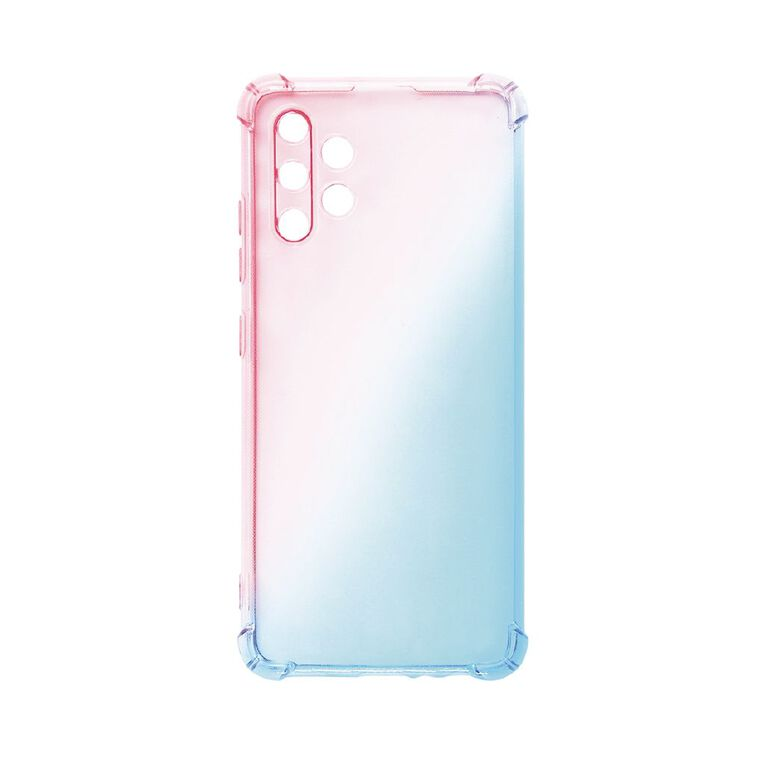 Samsung A32 Phone Case Pink/Blue, , hi-res