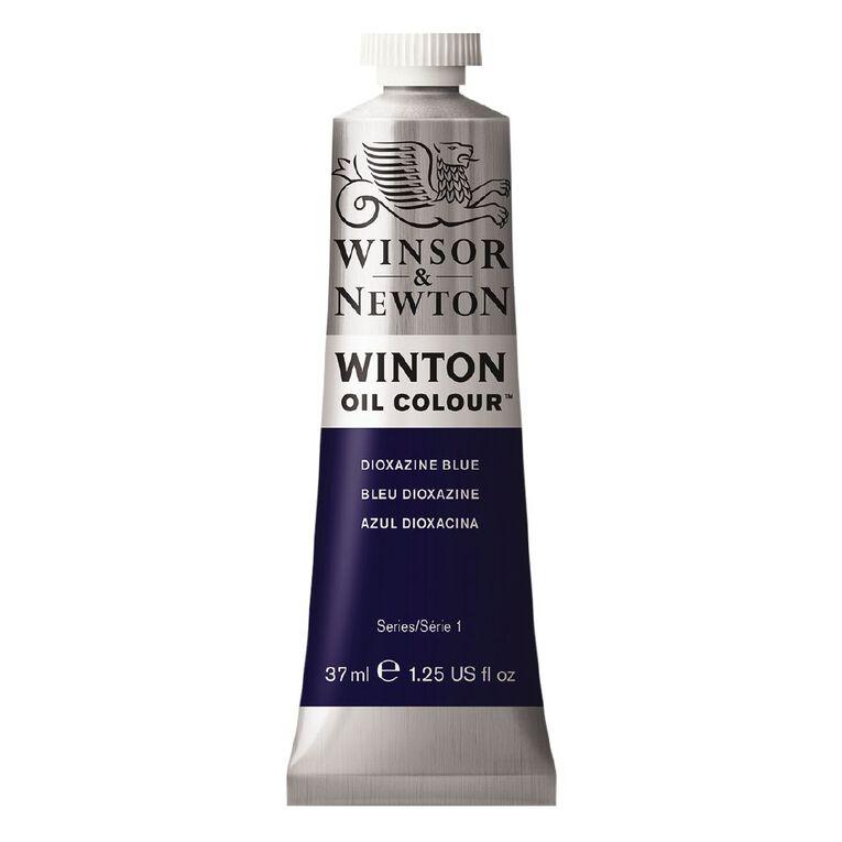 Winsor & Newton Winton Oil Diox Blue 37ml, , hi-res