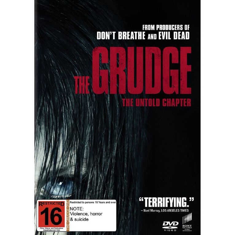 The Grudge (2020) DVD 1Disc, , hi-res