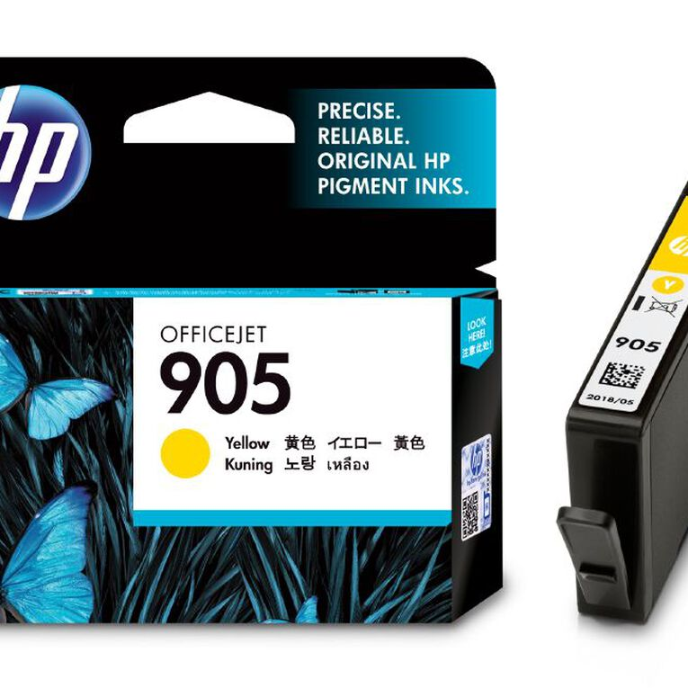 HP Ink 905 Yellow (315 Pages), , hi-res