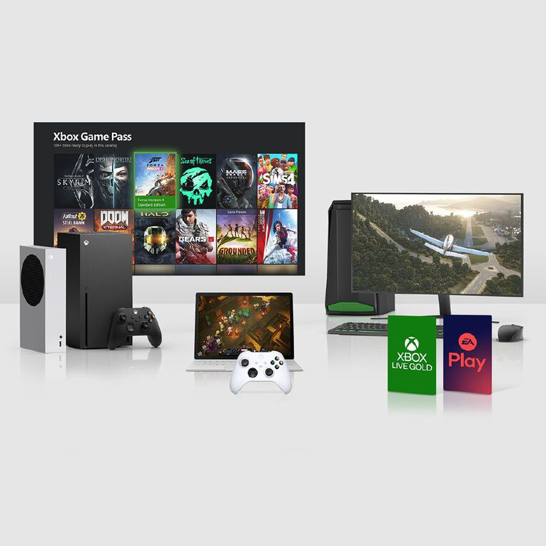 Xbox Game Pass Ultimate 3M POSA NZ, , hi-res