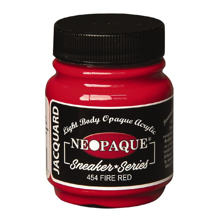Jacquard Neopaque 66.54ml Fire Red, , hi-res