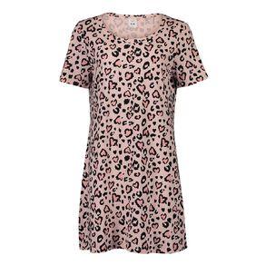 H&H Women's Short Sleeve Nightie