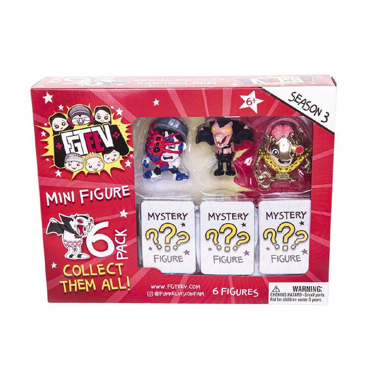 FGTeeV 6cm Figure 6 Pack, , hi-res