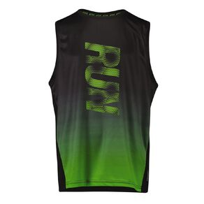Active Intent Boys' Printed Muscle Singlet