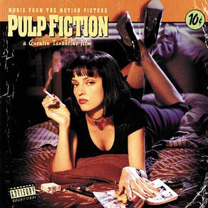 Pulp Fiction Vinyl by Original Soundtrack 1Record