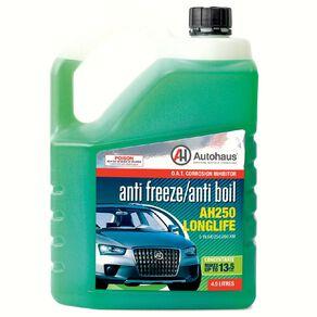 Autohaus Anti-Freeze/Anti-Boil Concentrate AH250 4.5L