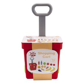 Play Studio Shopping Cart 15 Piece