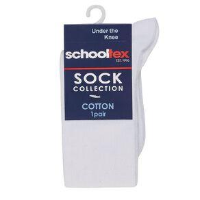 Schooltex Under the Knee Socks