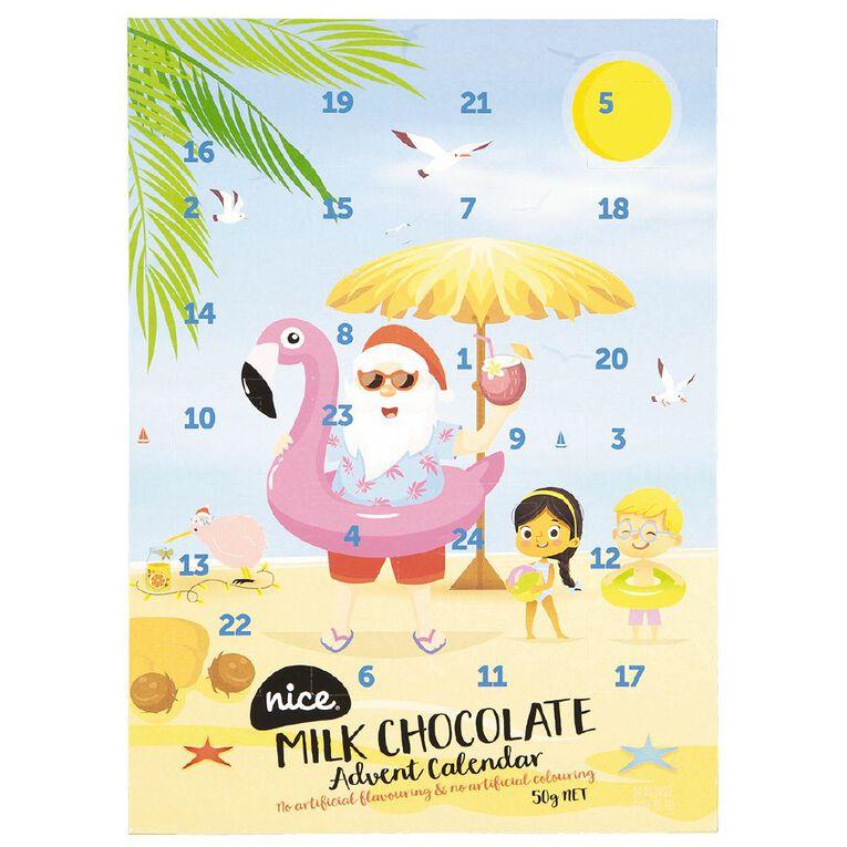 Nice Kiwi Advent Calendar 50g (NAFNAC), , hi-res