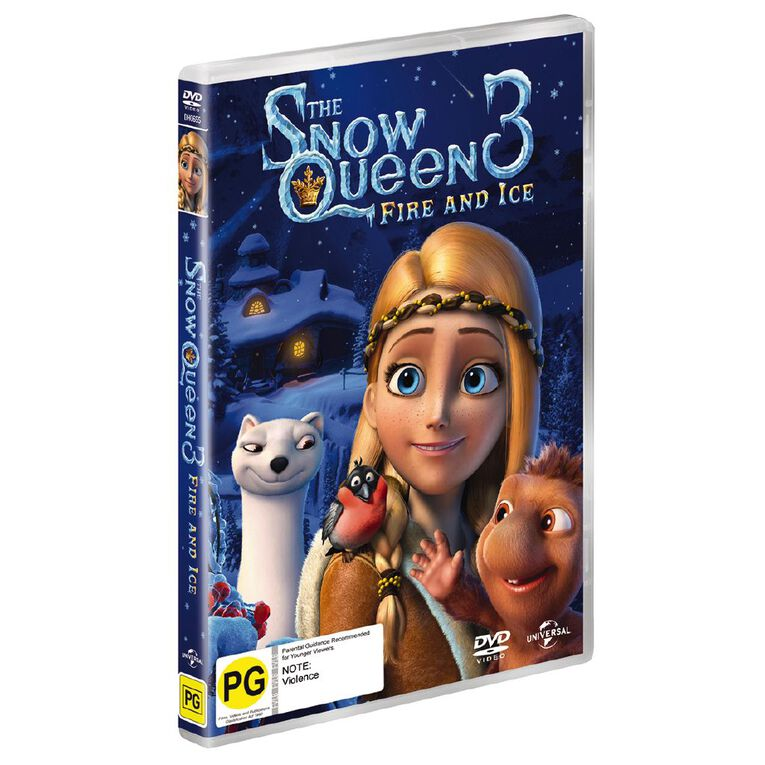 Snow Queen 3 DVD 1Disc, , hi-res