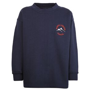 Schooltex North Loburn Crew Neck Tunic with Embroidery