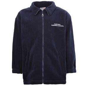 Schooltex Kaikoura Suburb Polar Fleece Jacket with Embroidery