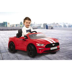Mustang Ride On 6v