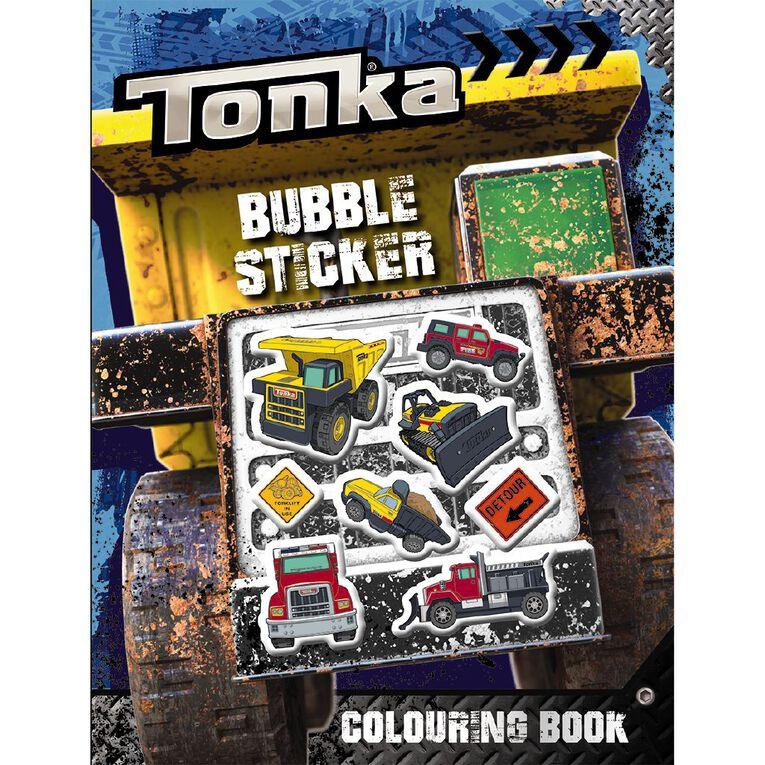 Tonka Bubble Sticker Book, , hi-res