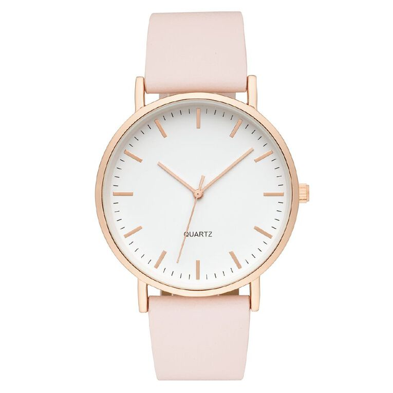 Eternity Women Classic Analogue Watch Blush Pink, , hi-res