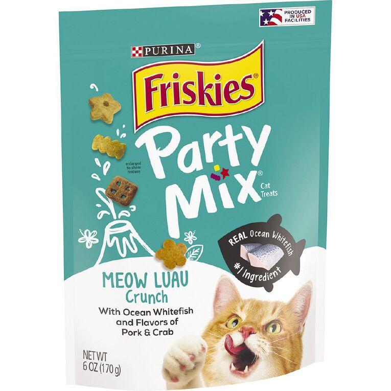 Friskies Party Mix Meow Luau 170g, , hi-res