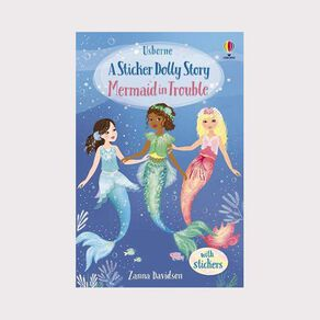 Sticker Dolly Stories #3 Mermaid in Trouble by Zanna Davidson