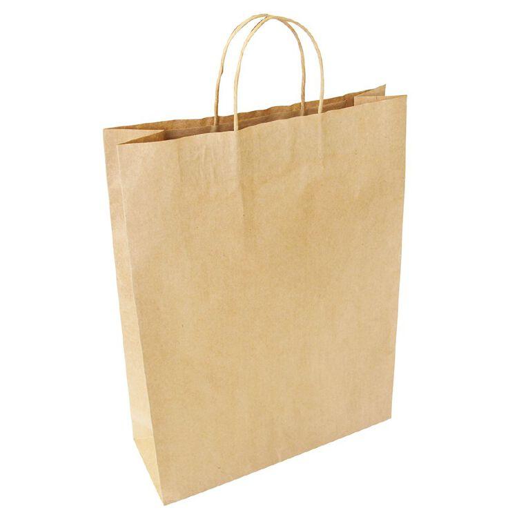Large Twisted Handle Paper Bag (FSC), , hi-res