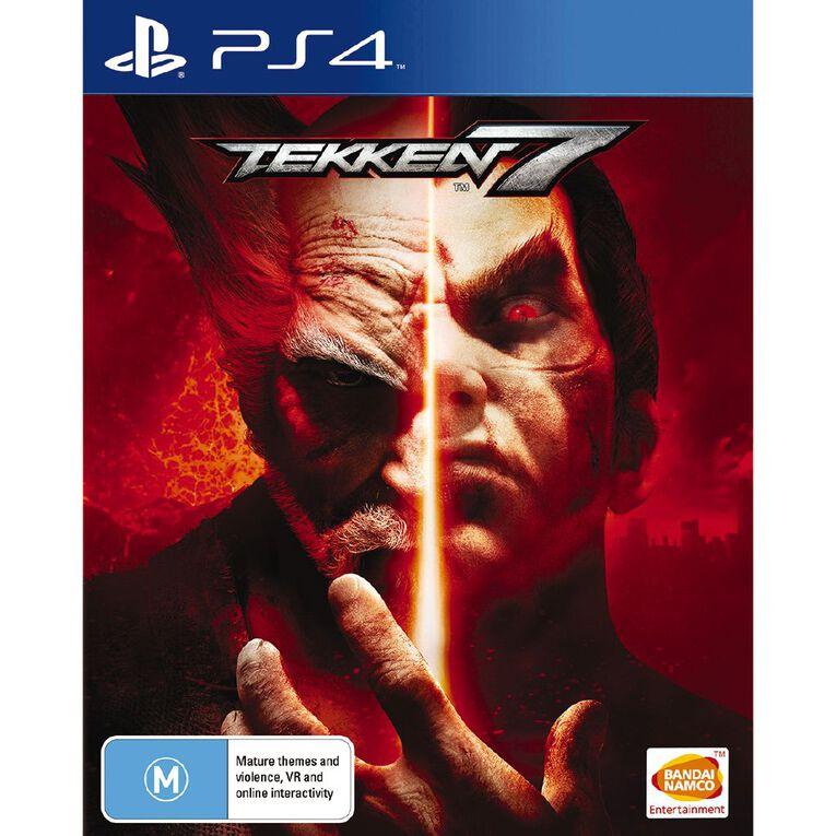 PS4 Tekken 7, , hi-res