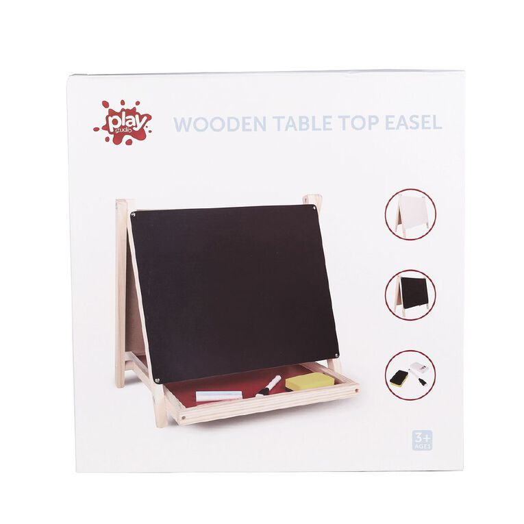 Wooden Table Top Easel, , hi-res