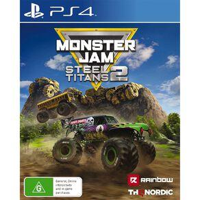 PS4 Monster Jam: Steel Titans 2