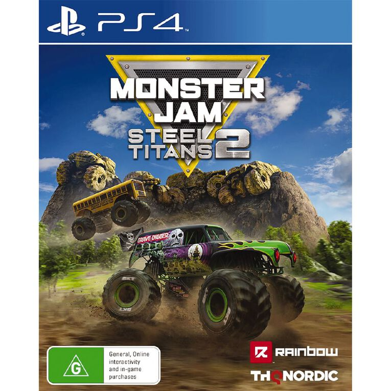 PS4 Monster Jam: Steel Titans 2, , hi-res image number null