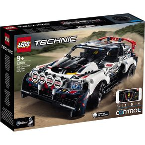LEGO Technic Power Functions App-Controlled Top Gear Rally Car 42109