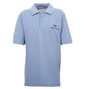 Schooltex Tapawera Short Sleeve Polo with Embroidery