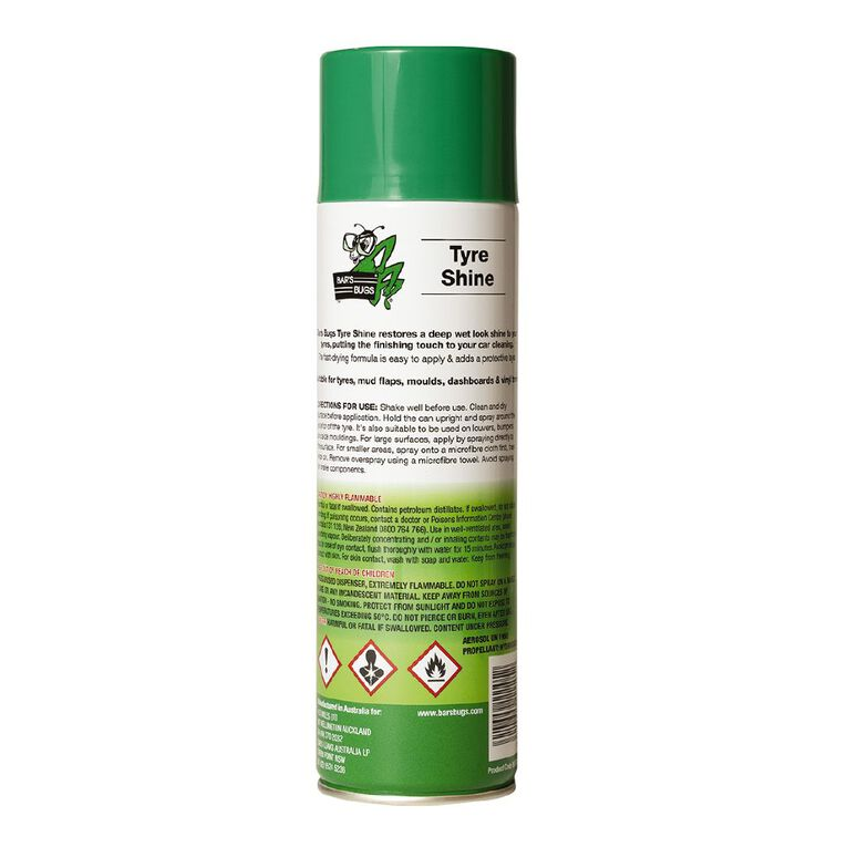 Bar's Bugs Tyre Shine 350g, , hi-res image number null