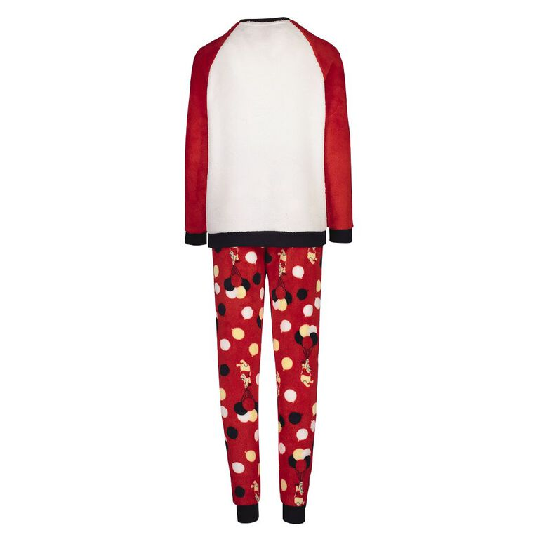 Winnie the Pooh Kids' Twosie Pyjama, Red, hi-res