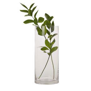 Living & Co Column Vase Clear 35cm
