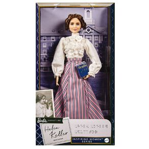 Barbie Collector Inspiring Women - Helen Keller
