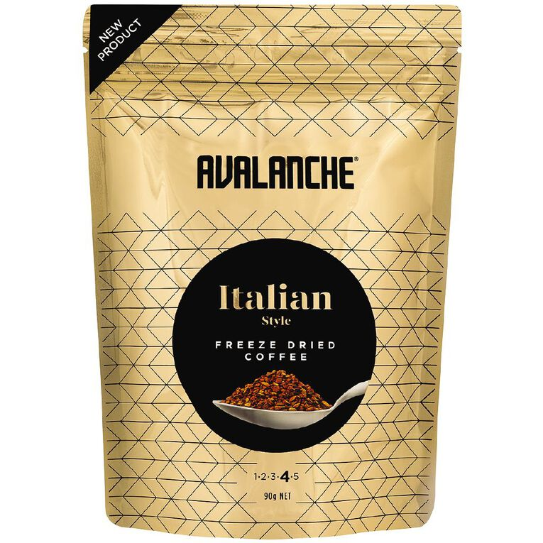Avalanche Freeze Dried Italian 90g Refill, , hi-res