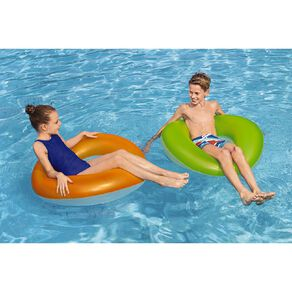 Bestway Frosted Neon Swim Ring
