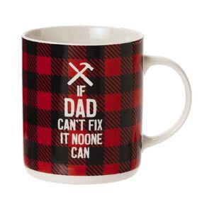 Living & Co DIY Dad Mug Multi-Coloured