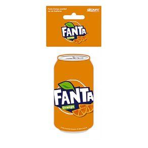 Coca-Cola Car Air Freshener Fanta Orange Can