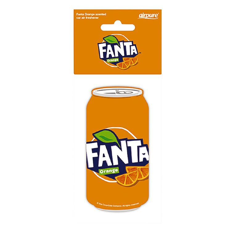 Coca-Cola Car Air Freshener Fanta Orange Can, , hi-res