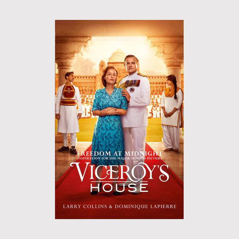 Viceroys House by Larry Collins and Dominque Lapierre, , hi-res