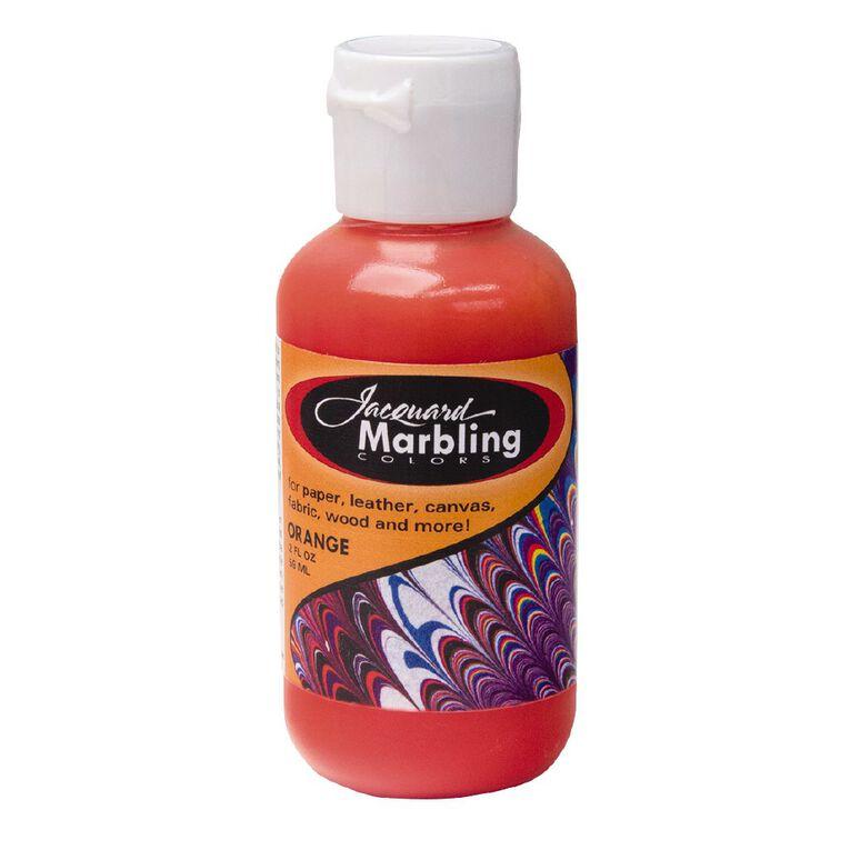 Jacquard Marbling 59.15ml Orange, , hi-res