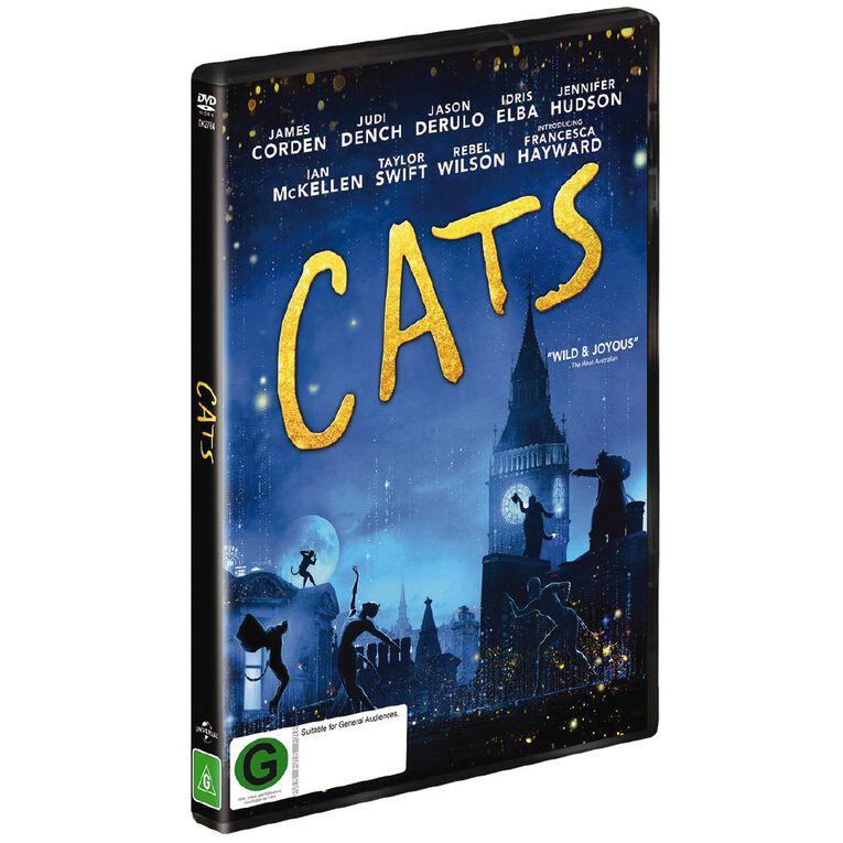 Cats (2019) DVD 1Disc, , hi-res