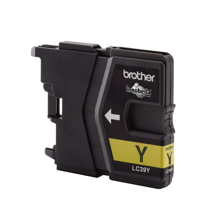 Brother Ink LC39 Yellow (260 Pages), , hi-res