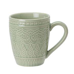 Living & Co Glazed Moroccan Mug Sage Green