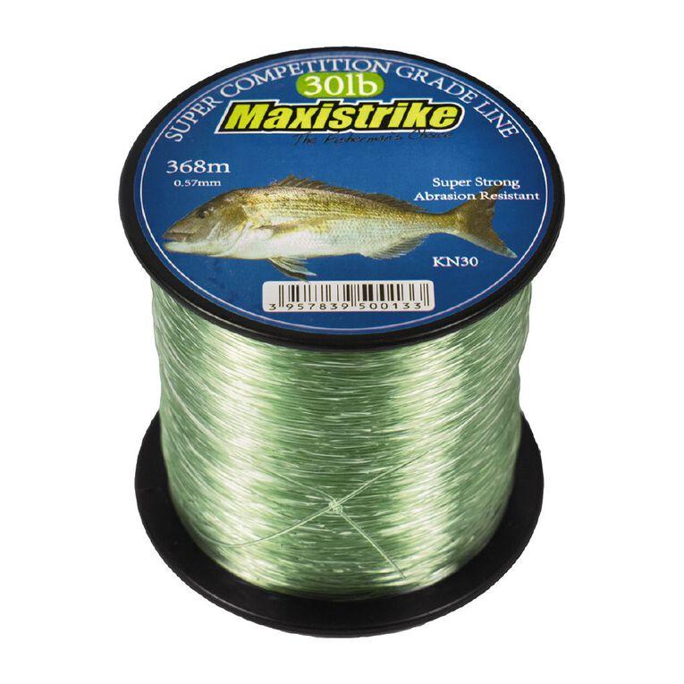 Maxistrike Fishing Nylon 30lb 365m, , hi-res