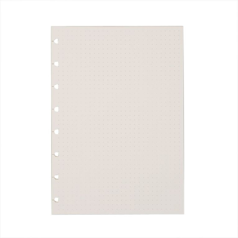 Filofax Notebook Dotted Journal Paper A5, , hi-res