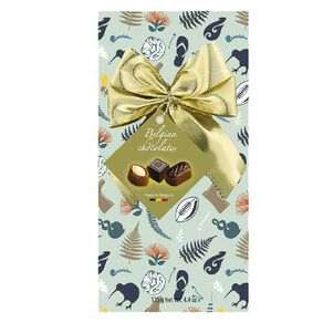 Fauna & Flora Hamlet Kiwiana Belgian Chocolate Gift Box 125g
