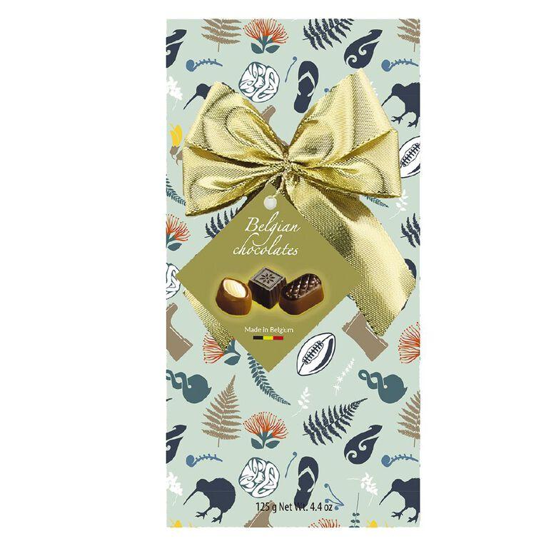 Fauna & Flora Hamlet Kiwiana Belgian Chocolate Gift Box 125g, , hi-res
