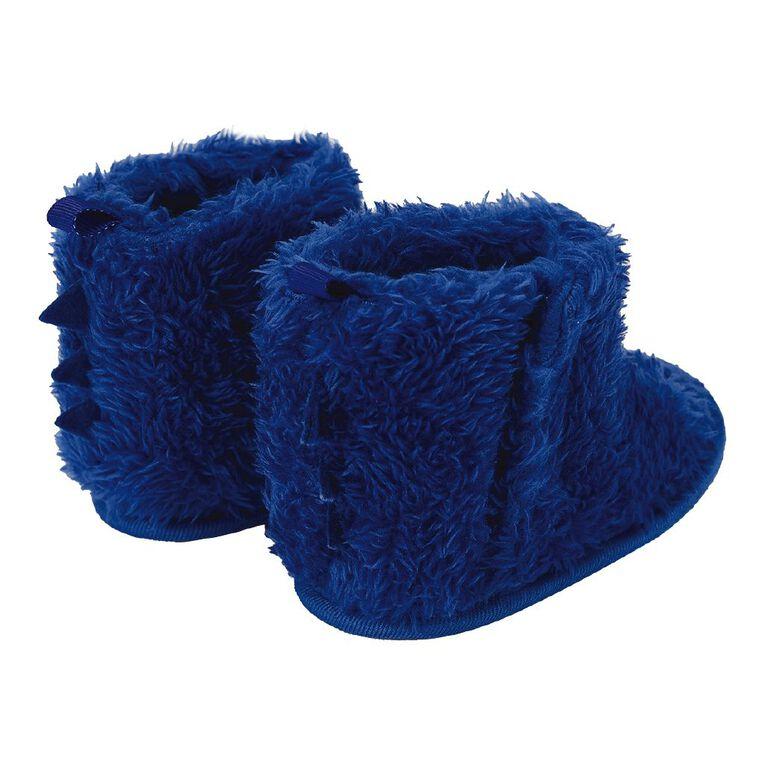 Young Original Infants' Novelty Slippers, Blue, hi-res